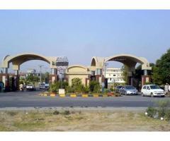 1 Kanal Plot In Wapda Town For Sale In Lahore Pakistan