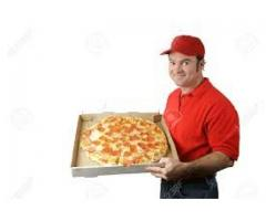 Staff Required For Pizza Delivery In Karachi