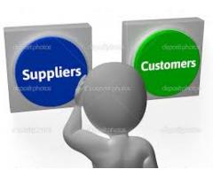 Supplier and Distributor Required for Marketing In Karachi