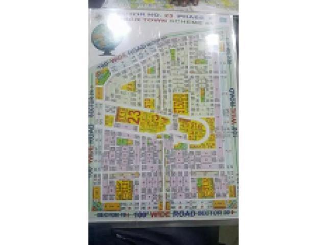 Malir development authority scheme 45 taiser town for sale on