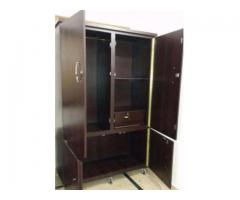 Cupboard almari wardrobe brand new with wheels For Sale In Lahore