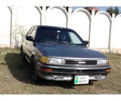 Toyota Corolla EE90 For Sale In  Peshawar, Khyber Pakhtunkhwa