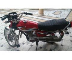 Honda 125 Model 2015 Applied For For Sale In Gojra Punjab