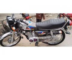 Honda 125 Good Condition For Sale In Sialkot