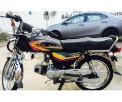 United CD 70 2012 model For Sale In Sialkot Pakistan