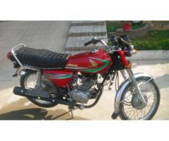 Honda 125 Good Condition For Sale In Islamabad Pakistan