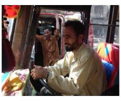 Driver Required For Mazda Or 20FT Container In Faisalabad