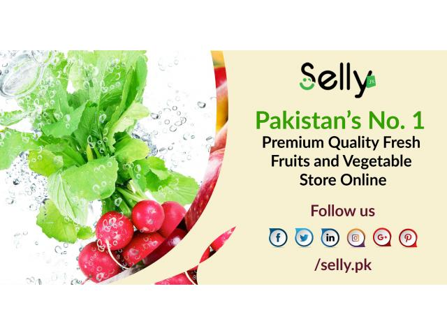 Order fruits online from premium quality fruits and vegetable store