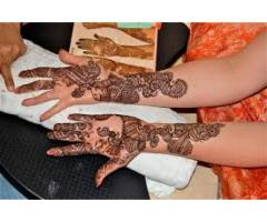 Bridal Mehndi Art Services Available For Female In Islamabad