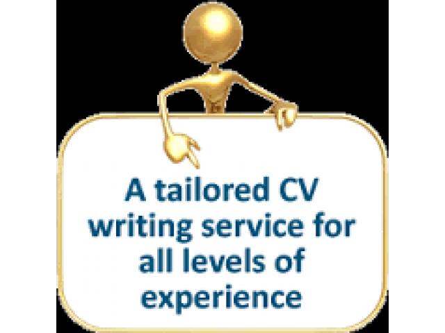 cv writing online