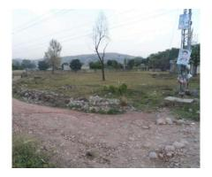 Commercial Plot 11 Kanal and 11 Marla For Sale In Setra Meel Islamabad