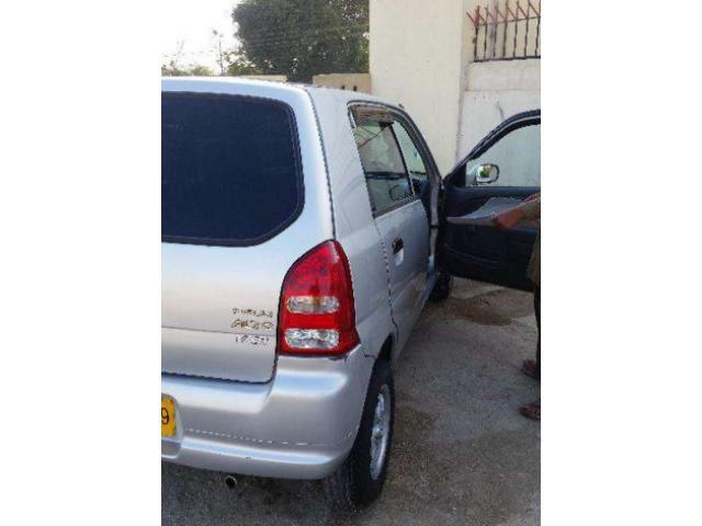 Suzuki Alto Vxr 2005 Silver Good Condition For Sale In Karachi