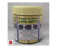 Ajwa dates seed powder available in Islamabad and Rawalpindi