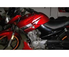 Yamaha Bike YBR-125 Red Colour For Sale In Lahore