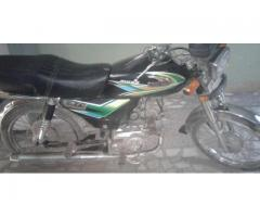 United Bike 2013 Model good Condition For sale In Lahore
