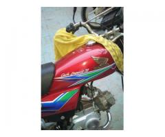 Honda CD70 Genuine Condition For Sale In  Peshawar, Khyber Pakhtunkhwa