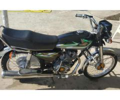 Honda 125 Black Colour for sale In Islmabad