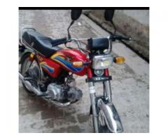 Zxmco zx Bike Like Cd 70 For Sale In  Peshawar, Khyber Pakhtunkhwa
