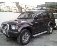 Mitsubishi Shogun 1998 Imported from UK For Sale In Rawalpindi