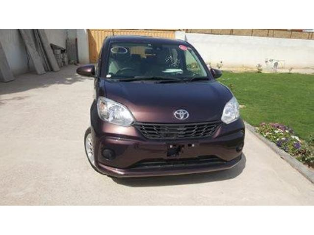 Toyota Passo New Shape Fresh Import 2018 For Sale In Good Rates