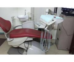 Dental clinic in running status For sale in  Faisalabad, Punjab