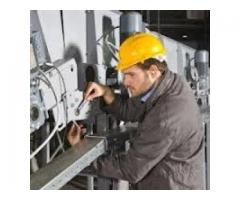 Staff Required For Machine Service Maintenance Karachi