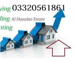 House For Rent 5 Bedroom In Defense Road Rawalpindi