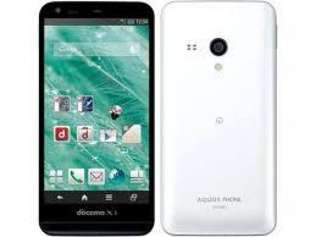 Docomo Aquos 02-F Brand new Mobile Box Pack with Free