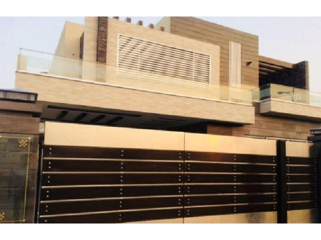 1 Kanal Brand New Beautiful Design House For Sale DHA Phase