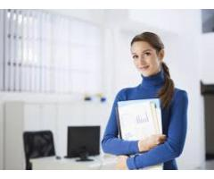 Female  Assistant Required for Office Work In Karachi