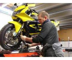 Motor Bike mechanic Required Urgently In Karachi