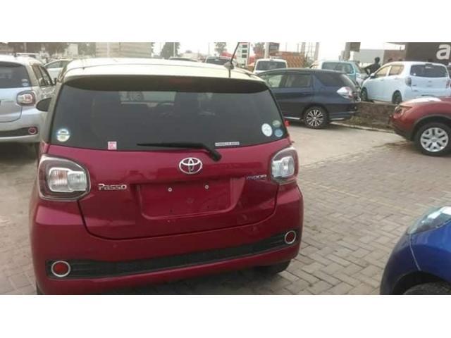 Toyota Passo Moda Full Optional Model 2016 Import 2018 For Sale In