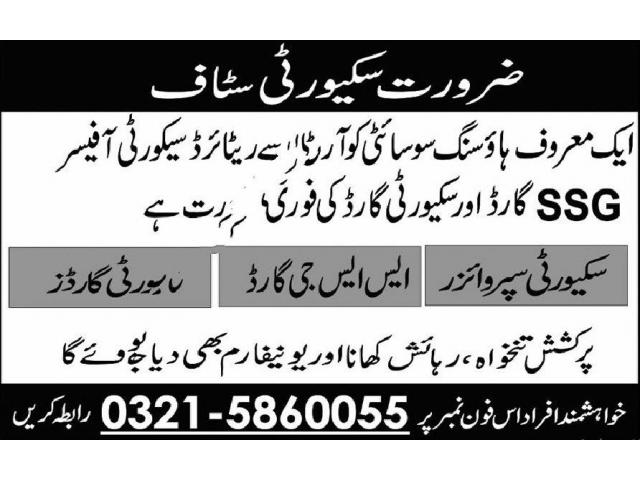 Famous Housing Society Pakistan Jobs Apply Now Lahore