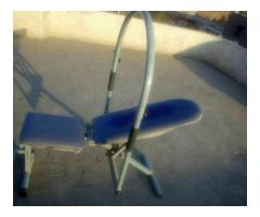 Abs Exercise Machine Good Condition For Sale in Multan
