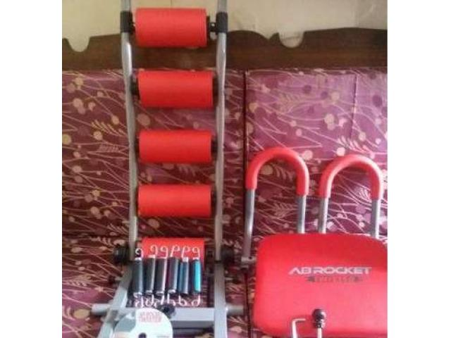 Ab rocket twister Machine For Sale In Mansehra
