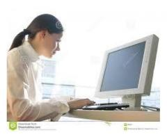 Female Staff Required For Computer work In Karachi