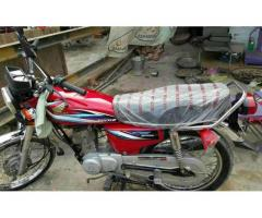 Honda 125 New Bike For Sale In Lahore