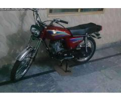 Honda 125 , 2004 model Good Condition For Sale In Rawalpindi