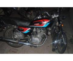 Honda 125 Model 2011 Good condition For Sale In  Rahimyar Khan,