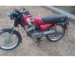 Kawasaki Bike 110CC Model 1990 For Sale In Rawalpindi