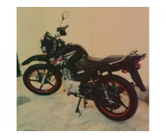 Yamaha Bike Only Two Month Use For Sale In  Hyderabad, Sindh