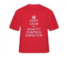 Quality Control Inspector required for Motorcycle Parts In Karachi