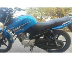 Yamaha VBR 2015 model Good Condition For Sale In Gujrat