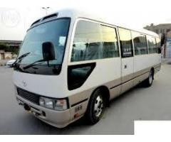 All Kind of Vehicles For Party and Picnic Available In Karachi