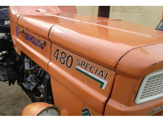 Tractor 480 good condition For Sale In Rawalpindi