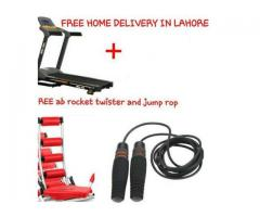 Ab Rocket Twister And Jumping Rob For Sale iN Lahore