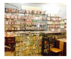 Computer Shop and Fast Food Running shop For Sale In Lahore