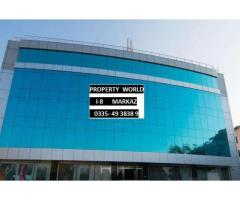 4 Shop with Running Business for Sale In I-10 Islamabad