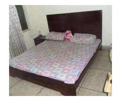 Double Bed And Dressing Table For Sale In Rawalpindi