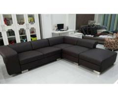 Leather Sofa New Design In All Colours For Sale Lahore